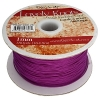 Lovely Knots/knotting Cord 1mm 180yds Cardinal Purple